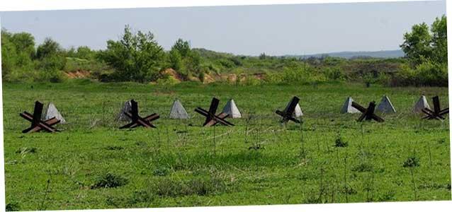 Окрестности поселка Жованка