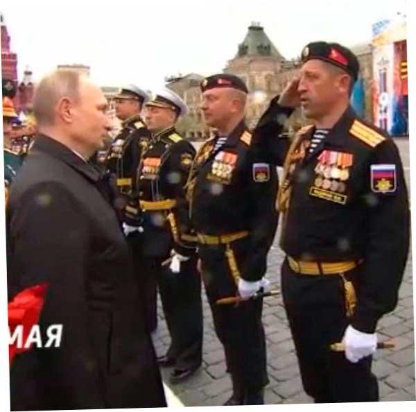 комбриг морских пехотинцев