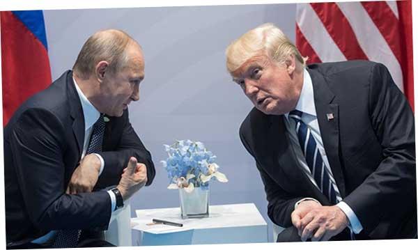 позиции России в США