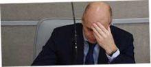 На ожиданиях новых санкций