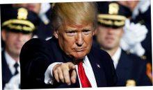 Трамп пришел в ярость