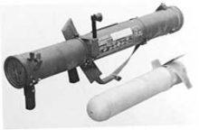 ракетно-пехотные огнеметы