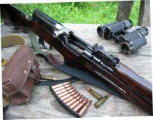Купите себе винтовку
