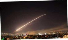 Нанесли удары по Сирии