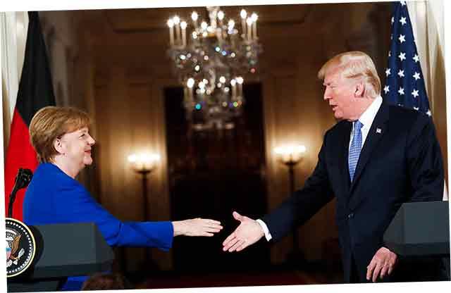 чего добилась Меркель