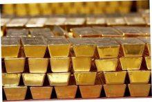 Турция вывела золотой запас