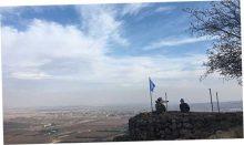 Иранцы из Сирии обстреляли Голанские высоты