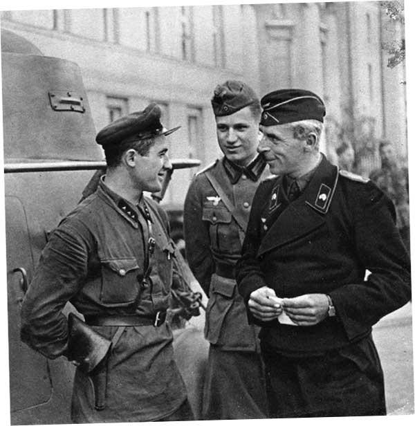 Война против Польши была недолгой