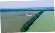 Огромное месторождение газа