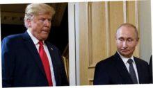 Назвали Путина «бандитом»