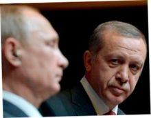 Эрдоган снова ударил