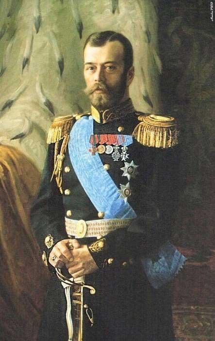 Будущий император России