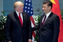 Санкции против Китая