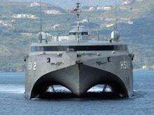 Возможность морской блокады