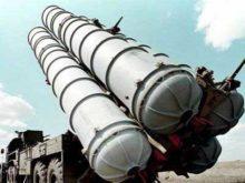 Россия поставила С-300