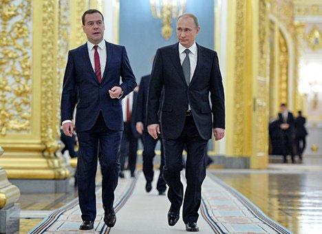 Карликовый Путин