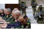 Thumbnail for the post titled: Повар Путина засветился на военных переговорах