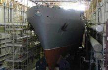 Сдача кораблей для ВМФ РФ