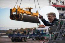 """Трамп решил """"убить"""" газопровод"""