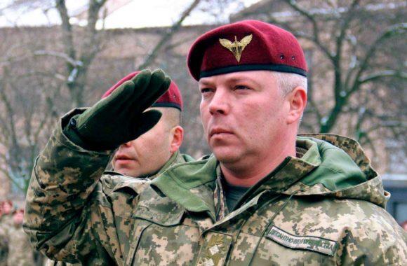 Генерал Забродский возглавит парад