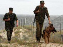 Задержание российских пограничников
