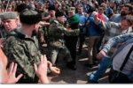 Thumbnail for the post titled: Казаки иветераны Донбасса готовятся разгонять московские митинги