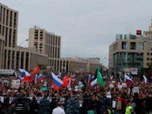 Полиция пригрозила московским школьникам уголовной ответственностью