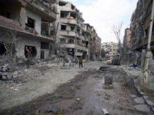 Российские военные атаковали сирийские больницы