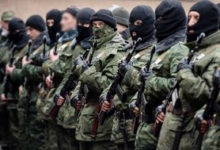 Наемники РФ стреляли в свою сторону