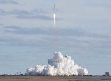 В США запустили американо-украинскую ракету