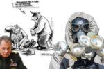 Thumbnail for the post titled: Военные учения по борьбе с коронавирусом