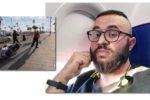 Thumbnail for the post titled: Израильский полицейский усмирил