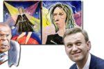Thumbnail for the post titled: Захарова отказалась