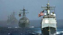 4 военных корабля