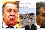 Thumbnail for the post titled: Тройной удар по Кремлю