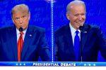 Thumbnail for the post titled: Последние дебаты Байдена и Трампа