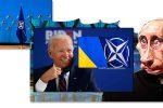 Thumbnail for the post titled: Украину принимают в НАТО