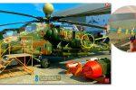 Thumbnail for the post titled: Ми-28 на скотче