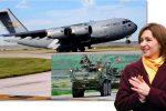Thumbnail for the post titled: Поставки вооружения в Молдову