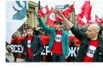 Thumbnail for the post titled: За молнию в символике партии
